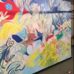 fresque de Florent Groc